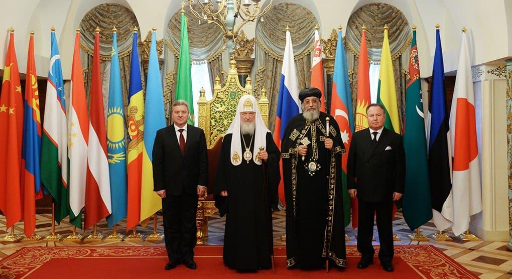 В Москве вручили премию за утверждение христианских ценностей