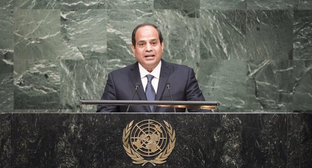 Президент Египта созвал Нацсовет после нападения на христиан