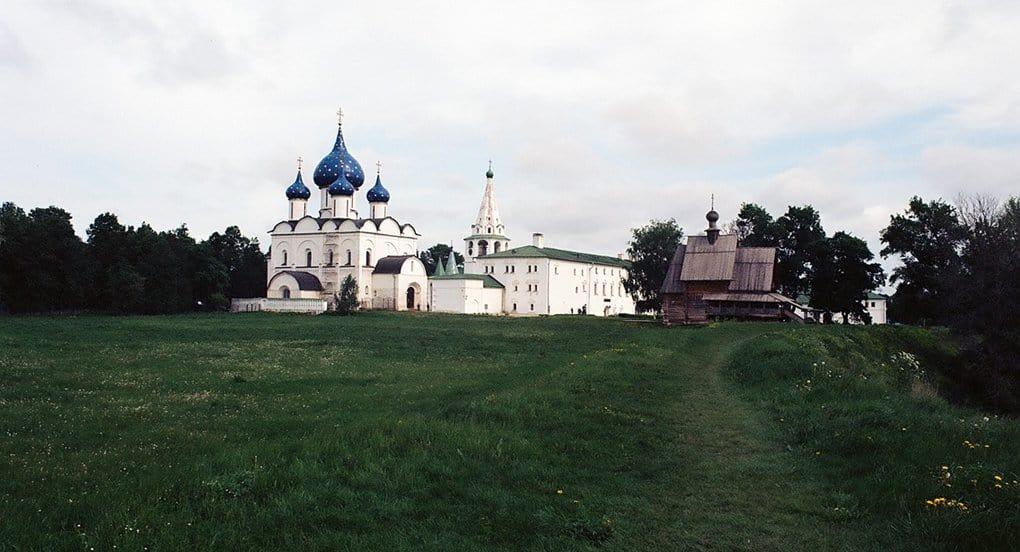 Начались празднования 50-летия Золотого кольца России
