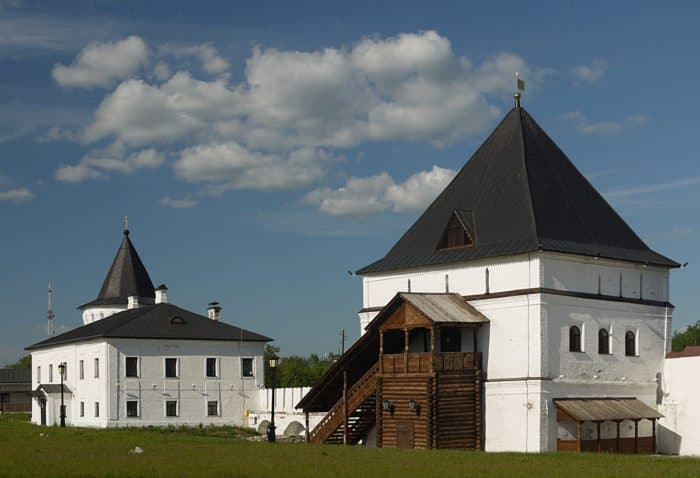 Тобольск - владыка Сибири