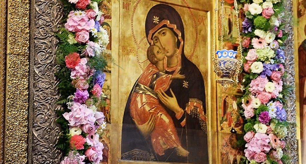 Празднование Владимирской иконы Богородицы в 2017 году перенесено с 3 на 1 июня