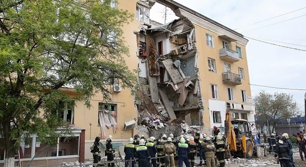 Волгоградские священники помогают пострадавшим от взрыва газа