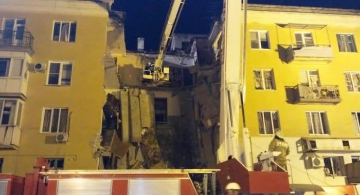 Пострадавшим от взрыва газа в Волгограде готов помочь православный центр