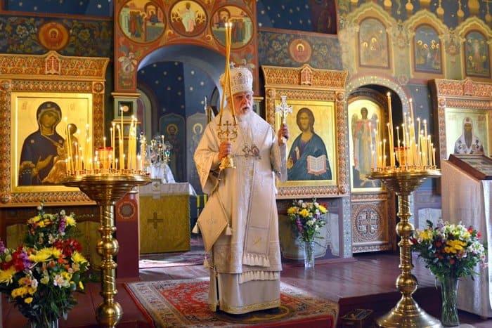 Больница святителя Алексия отметила 25-летие своей передачи Церкви