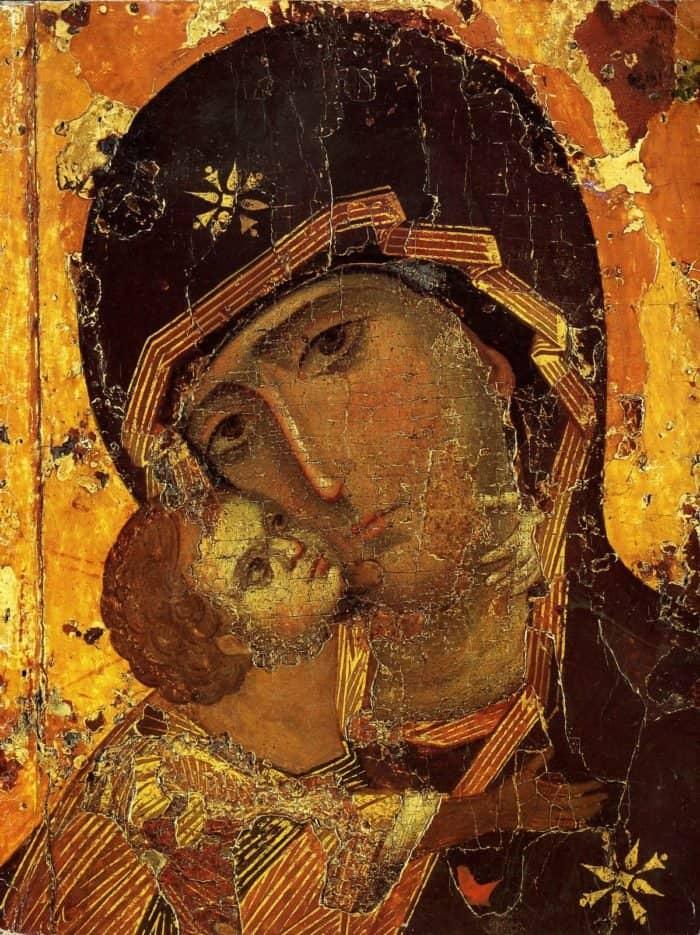 В тот год на Русь надвигалась тьма, но случилось чудо: история Сретения Владимирской иконы Божией Матери