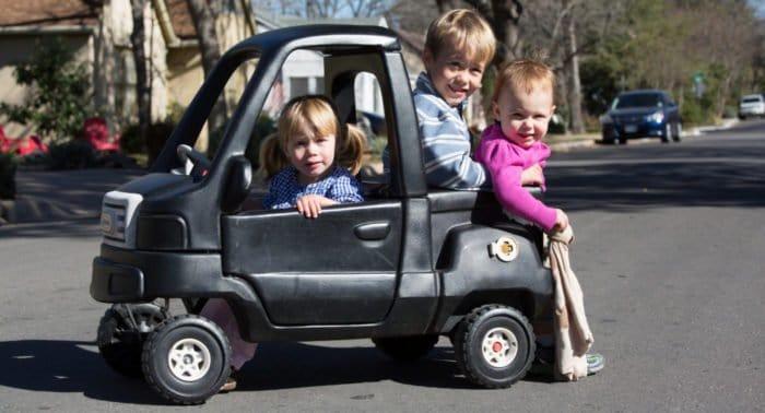 В День Москвы детей научат безопасному поведению в городе и на транспорте