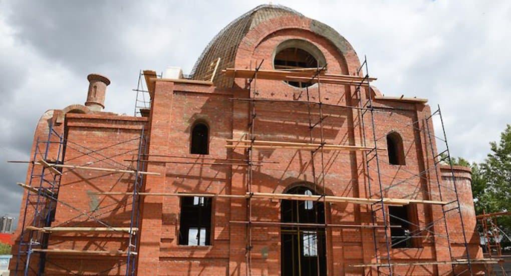 В год 100-летия революции в Москве построят еще один храм в честь новомучеников
