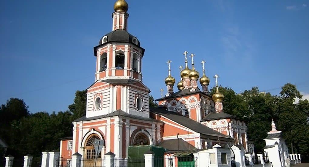 Храм Рождества Христова в Измайлове передали Церкви