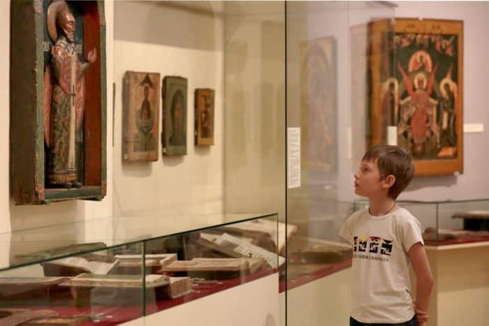 """В Государственном историческом музее открылась выставка """"XVI век. Эпоха митрополита Макария"""""""