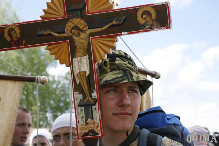28 тысяч человек отправились в Великорецкий крестный ход