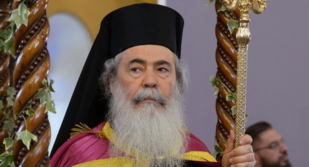 Патриарх Иерусалимский осудил действия против канонической Украинской Православной Церкви