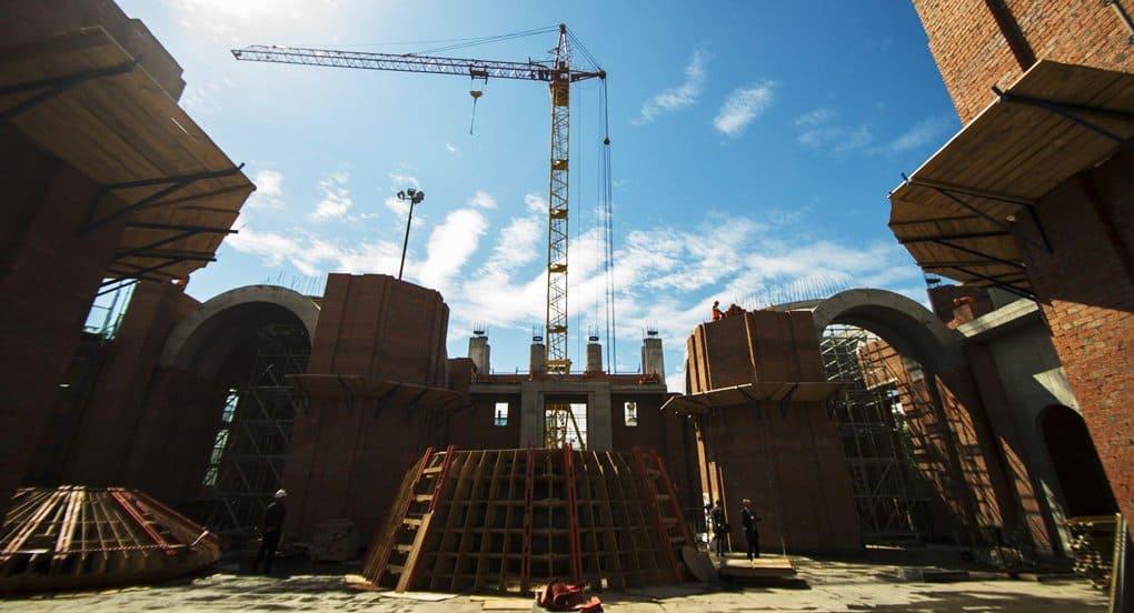 Исторический собор в Казани воссоздают с точностью до сантиметров