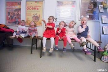 Елизаветинский детский дом, где вместе с обычными детьми живут дети с синдромом Дауна. Фото Юлии Маковейчук