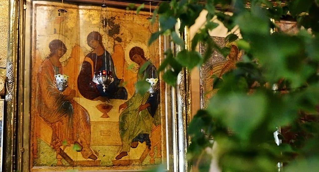С Праздником Святой Троицы! Troica