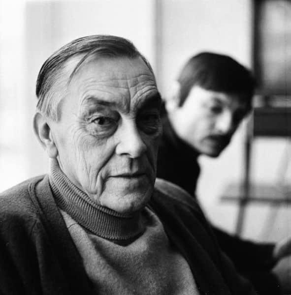 50 великих стихотворений: Арсений Тарковский. Вот и лето прошло…