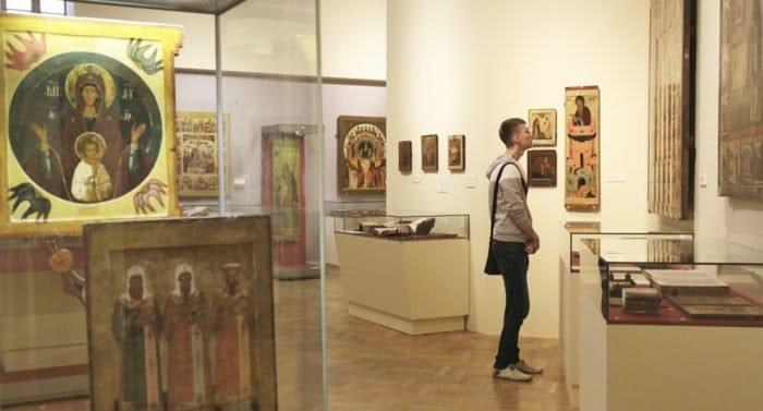 В Государственном историческом музее открылась выставка