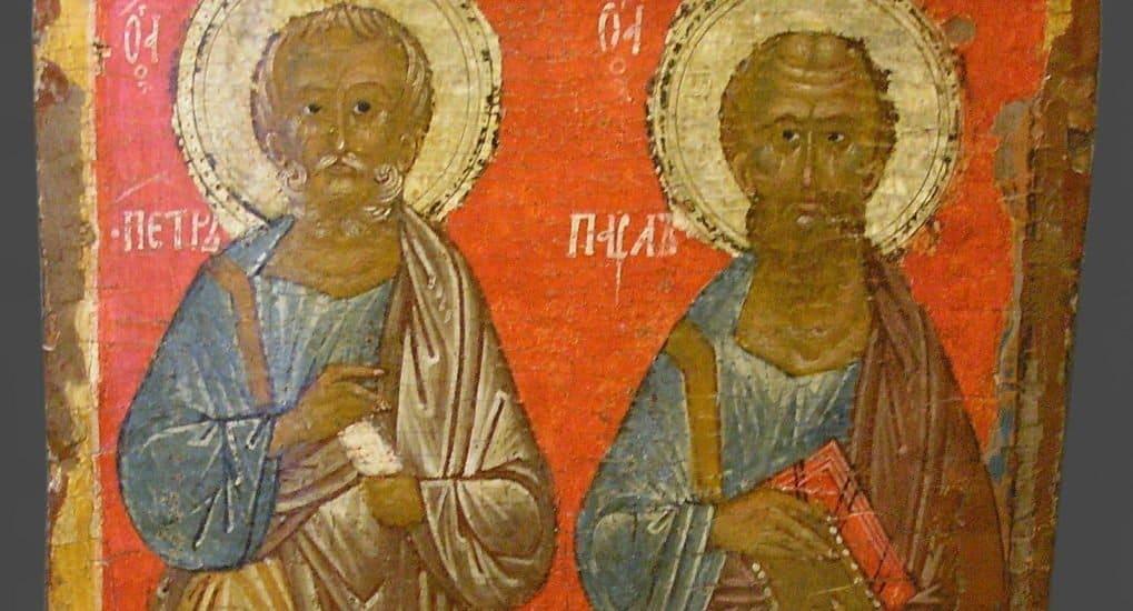 Какого числа день Петра и Павла в 2020 году?