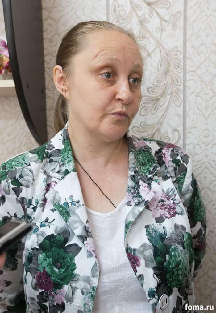 Наталья, мама восьмерых детей