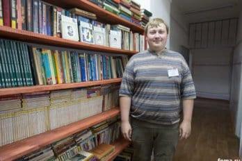 Ярослав — тоже доброволец, программист по образованию