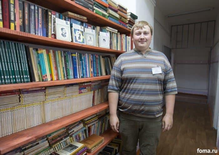 Ярослав, волонтер