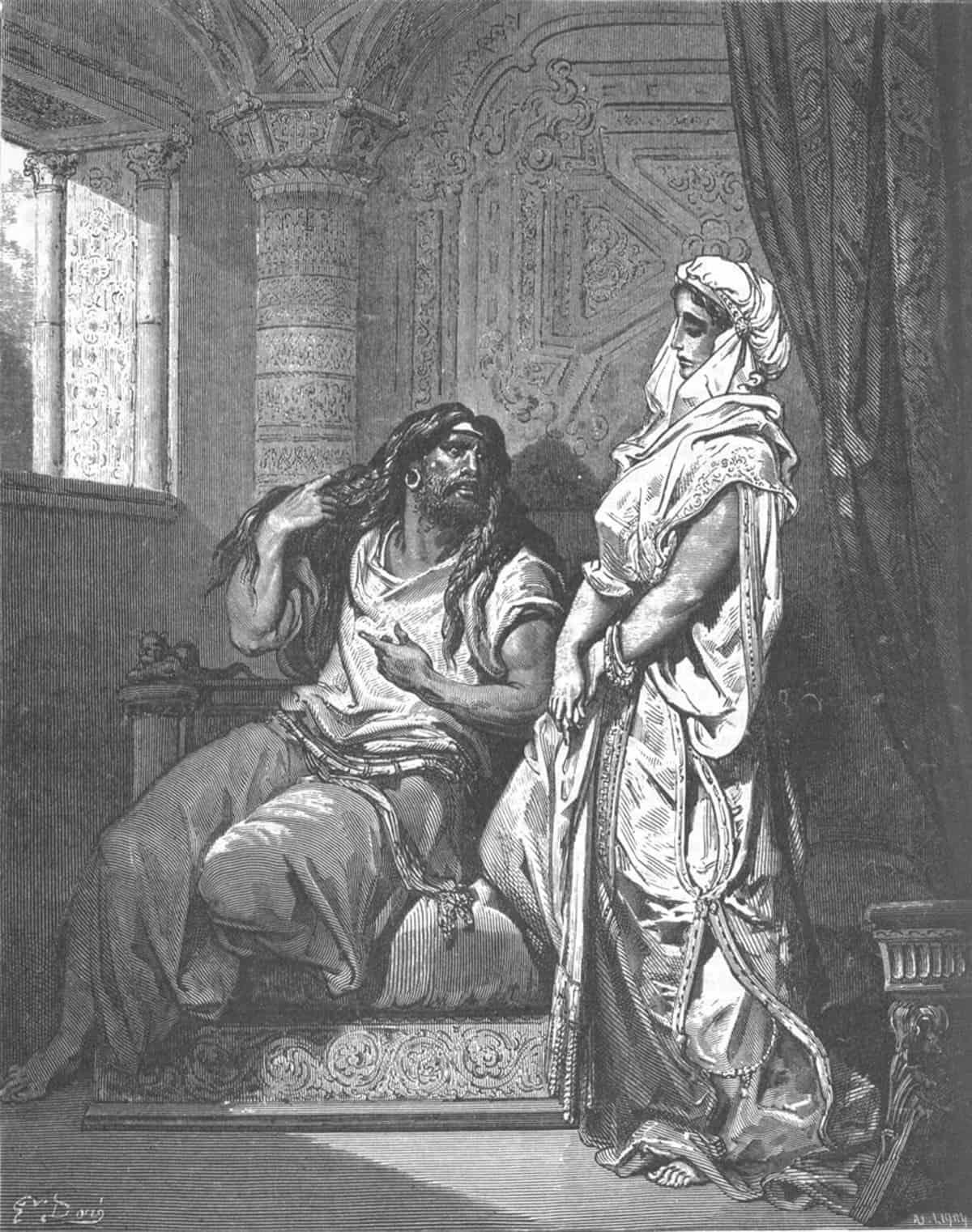 Тест: Узнай библейский сюжет по картине