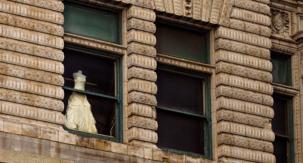 Можно ли продать венчальное платье?