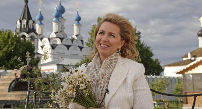 Светлана Медведева: