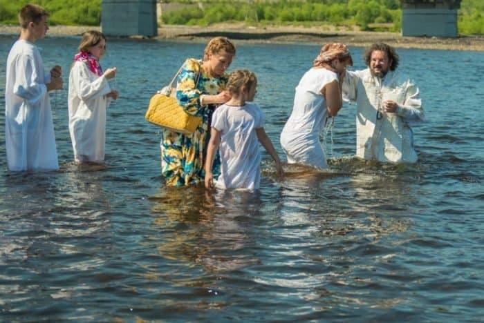 Как сегодня крестится Русь