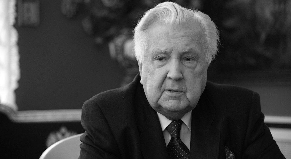 Умер художник Илья Глазунов