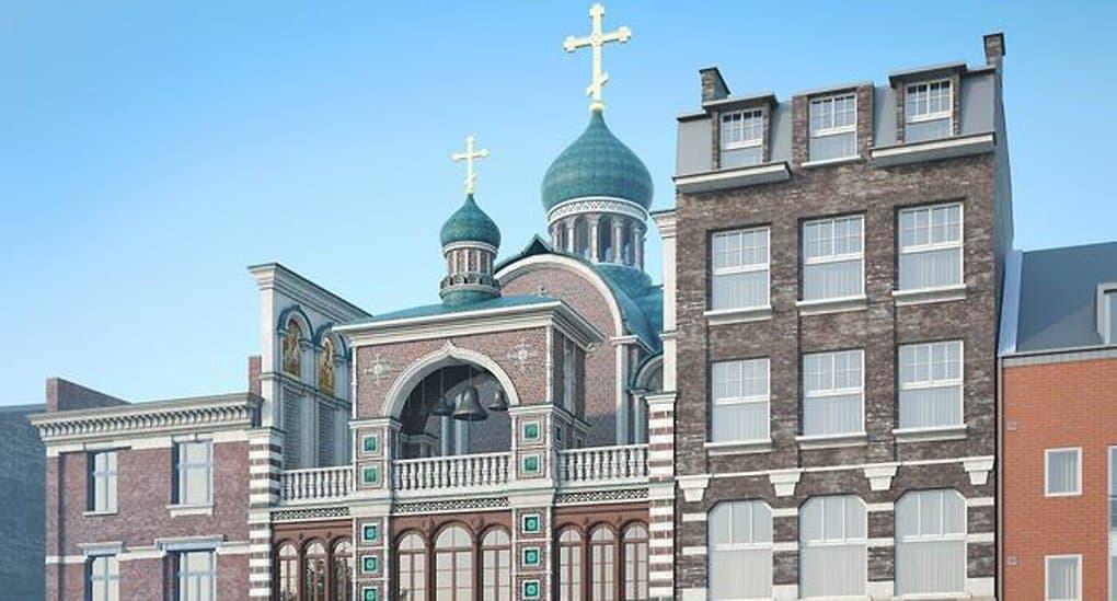 На месте концлагеря в бельгийском Льеже построят русский храм