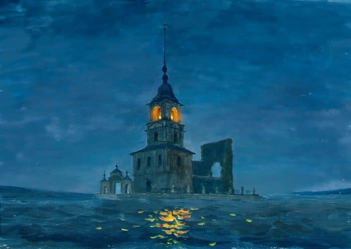Храм, оплаканный Шукшиным, нуждается в помощи