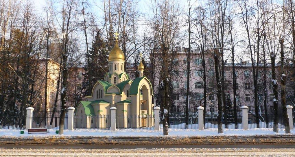 Храм святителя Луки Крымского при 64-й больнице примет верующих со всего района