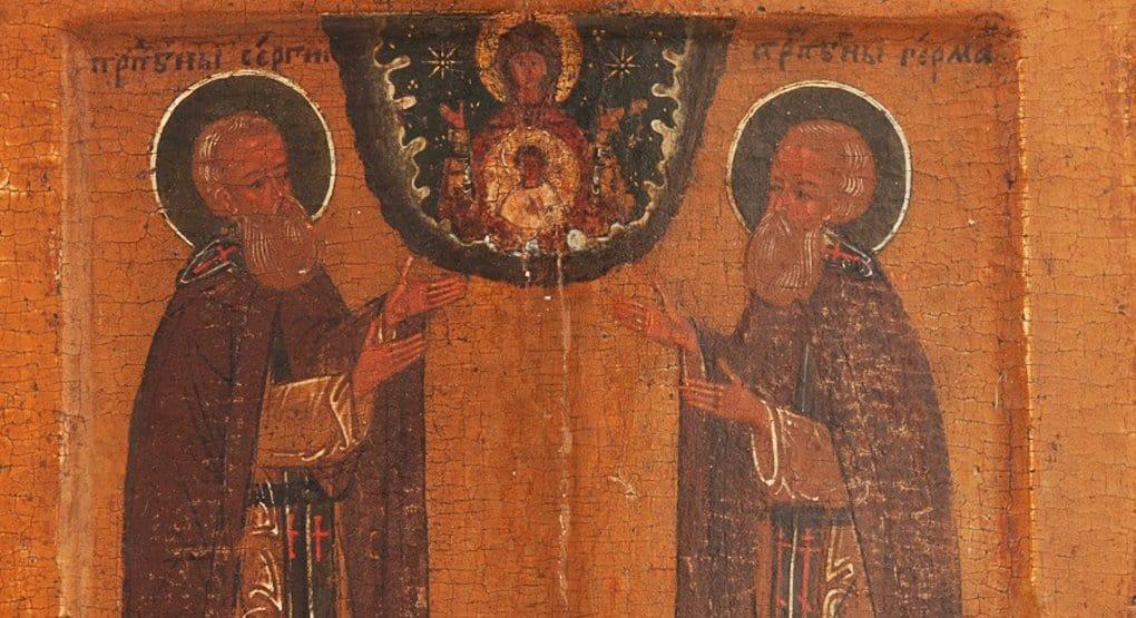Уникальную икону основателей Валаамской обители впервые выставят для поклонения