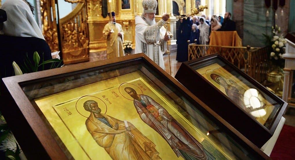 Православные готовятся к празднованию дня Петра и Павла