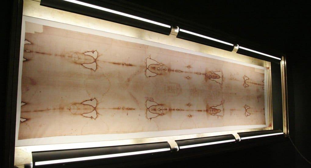 Научные фото Туринской плащаницы выложили на специальном сайте