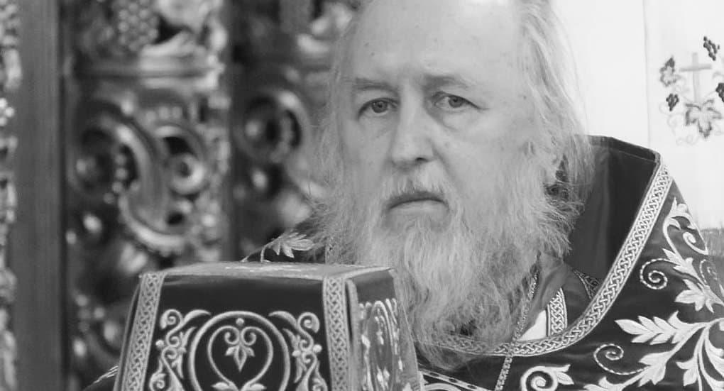 Отошел ко Господу известный священник Москвы протоиерей Геннадий Нефедов