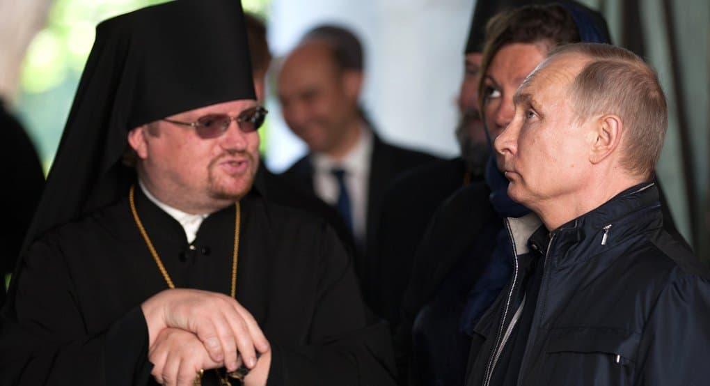 Владимир Путин указал на важность сотрудничества МВД с Церковью в реабилитации наркозависимых