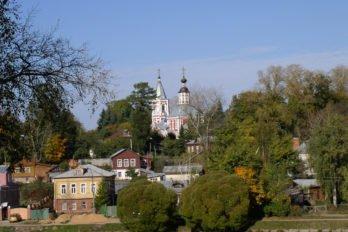 Сергиев Посад. Церковь пророка Илии. Фото Алексея Зеленко