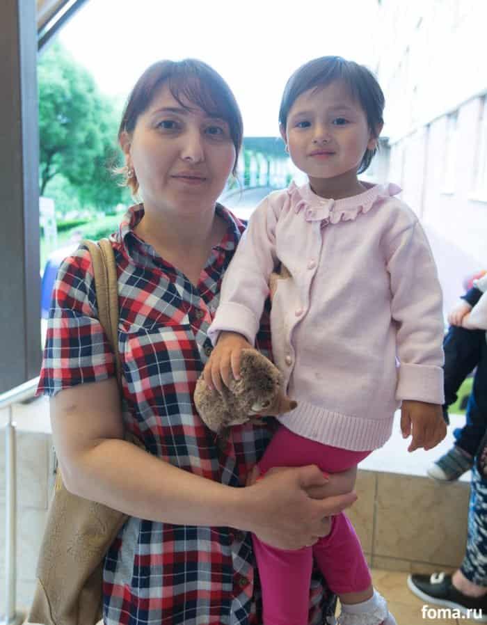 Шакира с дочерью Евой