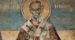 Для чего на фресках имозаиках  изображают жития святых?