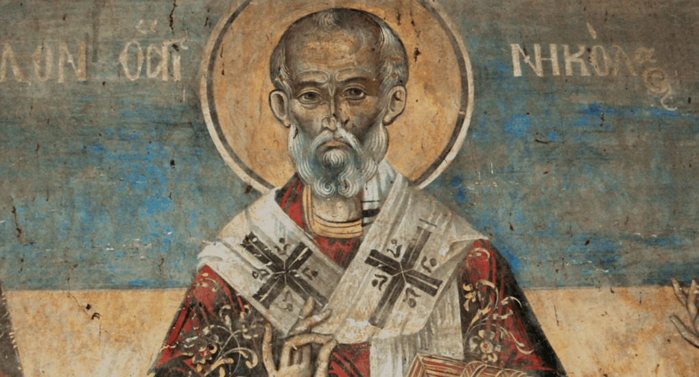 Нашла текст святителю Николаю в сети, можно читать?