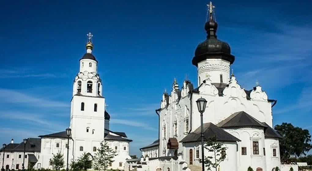 Успенский собор и монастырь Свияжска признали всемирным наследием
