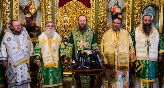Иерархи Поместных Церквей поддержали каноническую Церковь на Украине