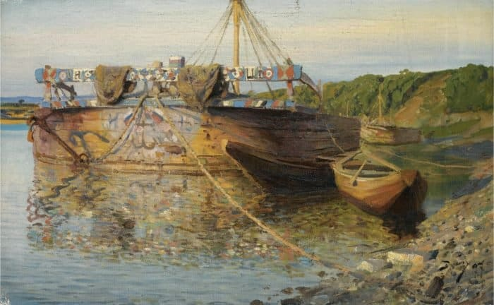 10 картин Василия Поленова