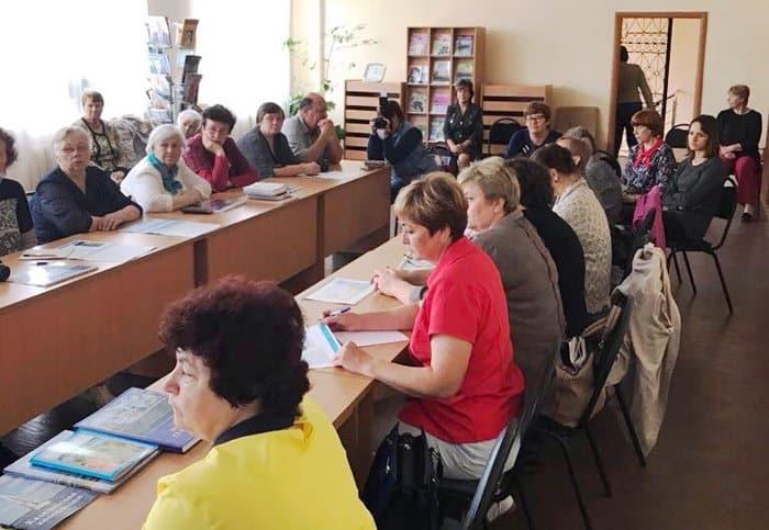 Осташковцы встретили радио «ВЕРА»