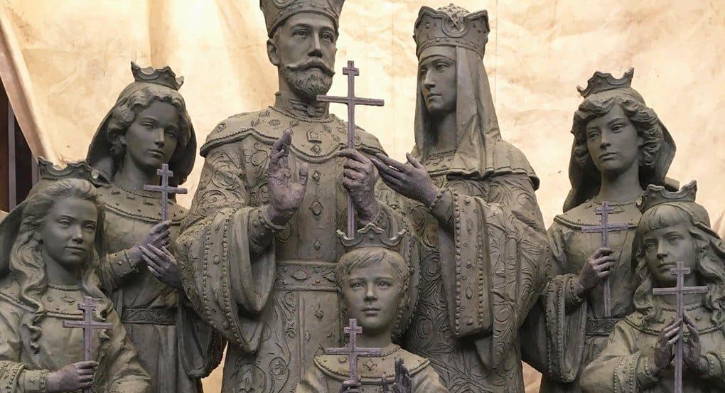 «Народный» памятник Царской семье в Дивеево откроют 31 июля