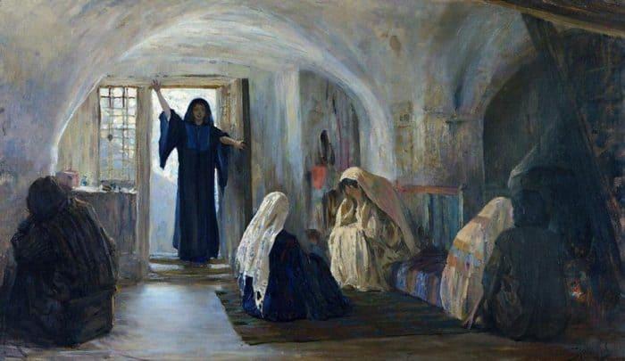 «Христос и грешница»: как Поленов видел Спасителя