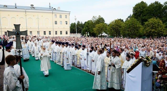 Патриарх Кирилл возглавил торжества в честь 125-летия Выборгской епархии