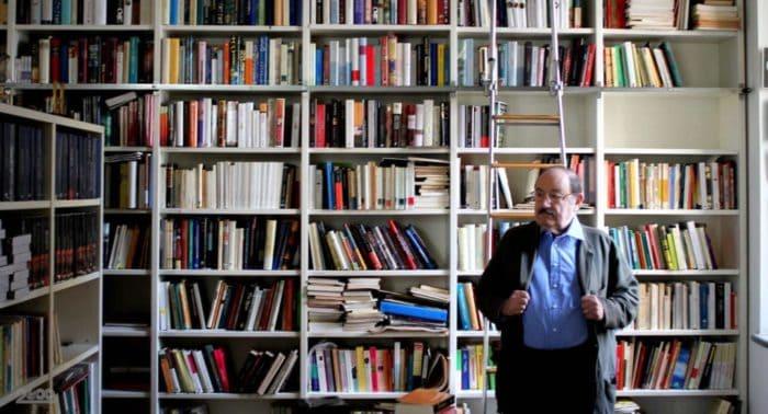 Великие мыслители и писатели о своих книжных полках