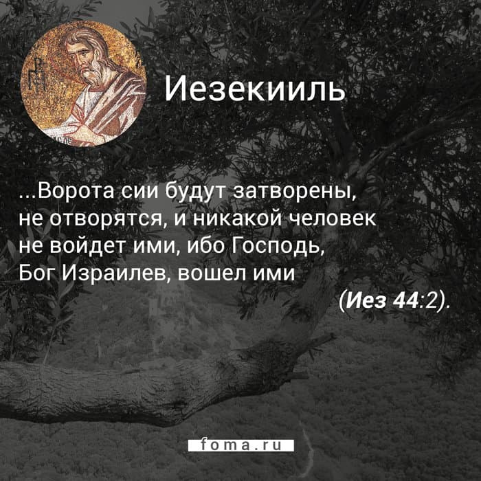 Библейские пророки «от мала до велика»